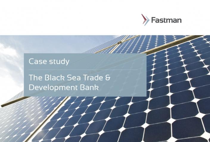 Black Sea Trade & Development Bank