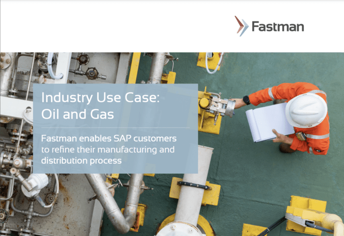 Industry Use Case: Oil and Gas