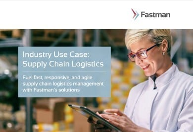 INDUSTRY USE CASE: SUPPLY CHAIN LOGISTICS