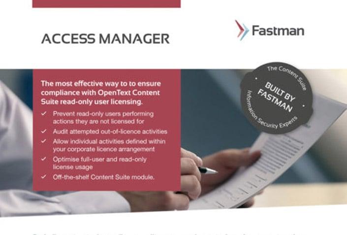 access-manager-data-sheet