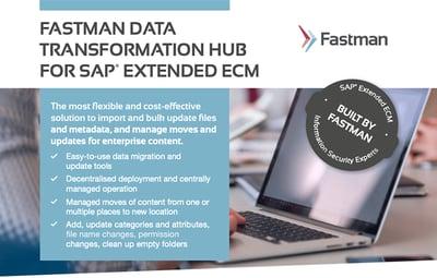 fastman-data-transformation-hub-for-sap